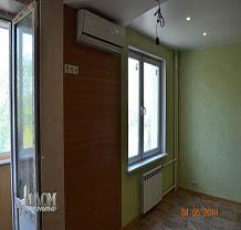 Ремонт однокомнатной квартиры в новостройке г. Железнодорожный ул. Савинская дом 17 б фото